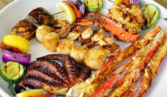 Cancun Seafood
