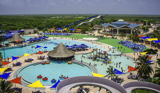 Cancun Theme Parks