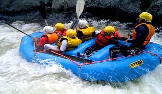 Punta Cana Rafting